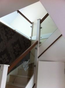 Glass Ballustrade West London Acton