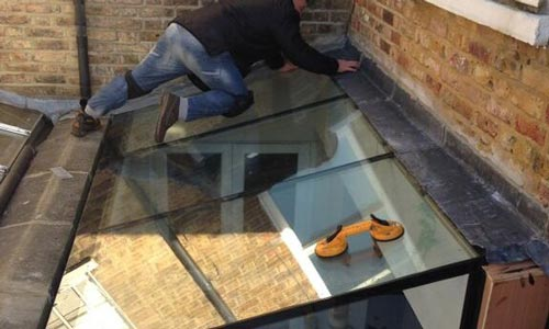 large glass replacement london