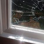 Broken Window repair Ealing west london
